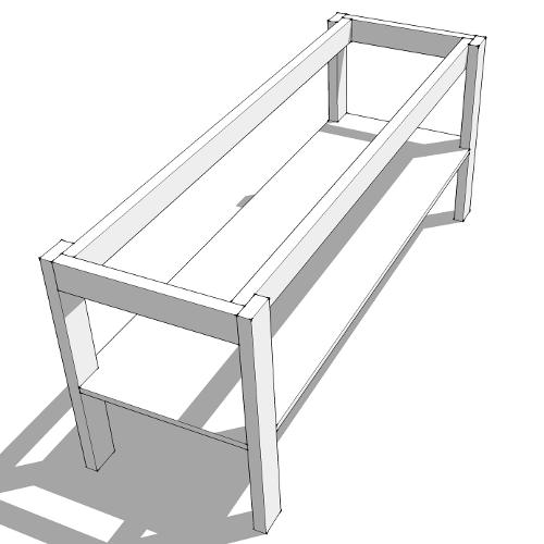 Wood work 2x4 shelf plans pdf plans for 2x4 cabinet plans