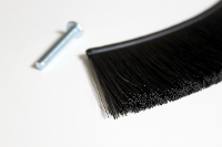 Tumbnail: image of the 2 inch strip brush for the dust shoe for CNC Machines and CNC Routers