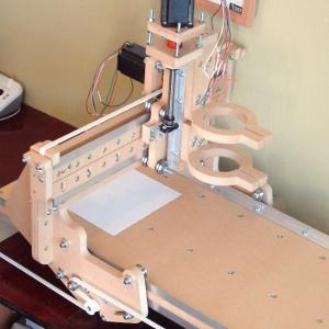 Desktop CNC Machine Kit - blueChick