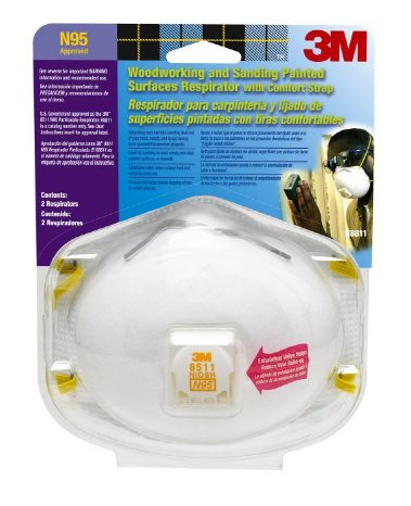 A filter mask that will prevent the saw dust form getting in to your lungs