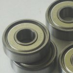 Skate bearings